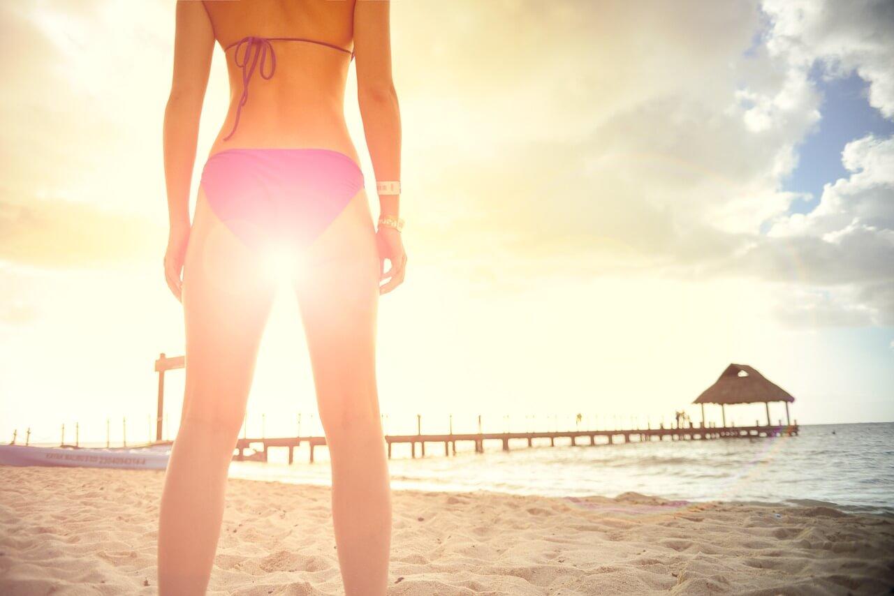 reducir cintura mujer