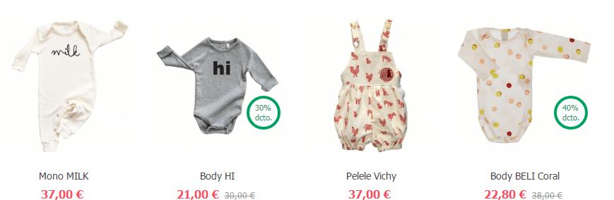 ropa bebe eco