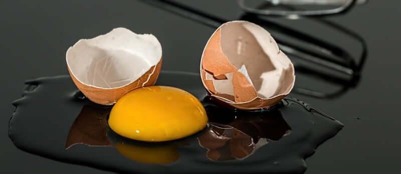 mito yemas huevo