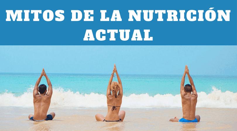 mitos nutricion actual