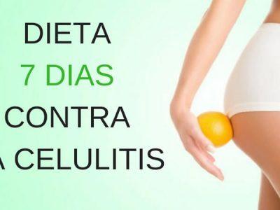 dieta contra celulitis