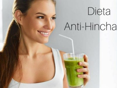 dieta anti hinchazon