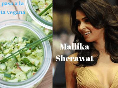 Mallika Sherawat vegan