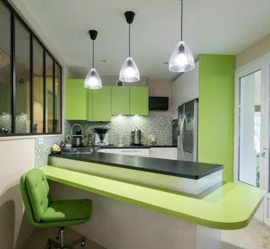 verde puro salon