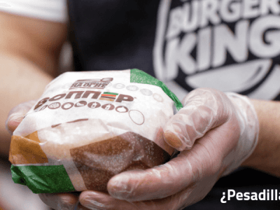 burguer king pesadillas