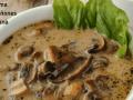 crema champiñones vegana sin gluten