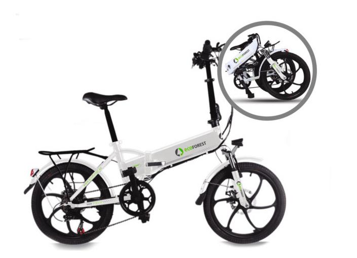 bicicletas Eco forest