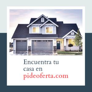 Encuentra tu casa en pideoferta.com