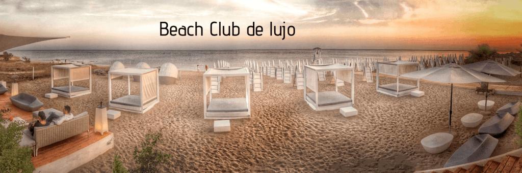 beach club de lujo