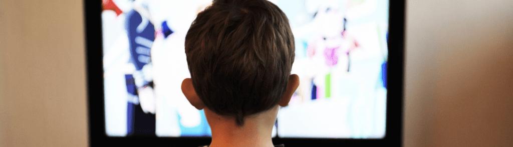 redes sociales en los hijos
